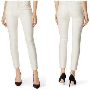 NWT J Brand Alana High-Rise Crop Skinny Jeans